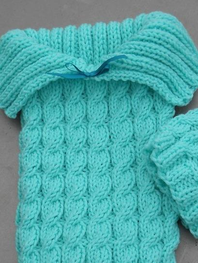 вязание спицами для детей новорожденных мастер классы на сайте